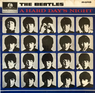 Beatles (The) - A Hard Day's Night (LP) (G+/G+)